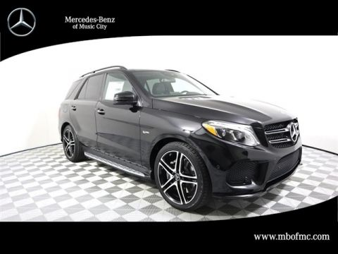New 2018 Mercedes-Benz GLE AMG® GLE 43 SUV