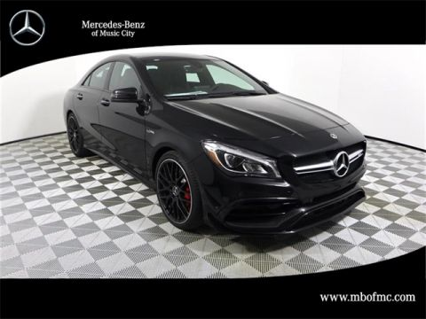 New 2019 Mercedes-Benz CLA AMG® CLA 45 Coupe