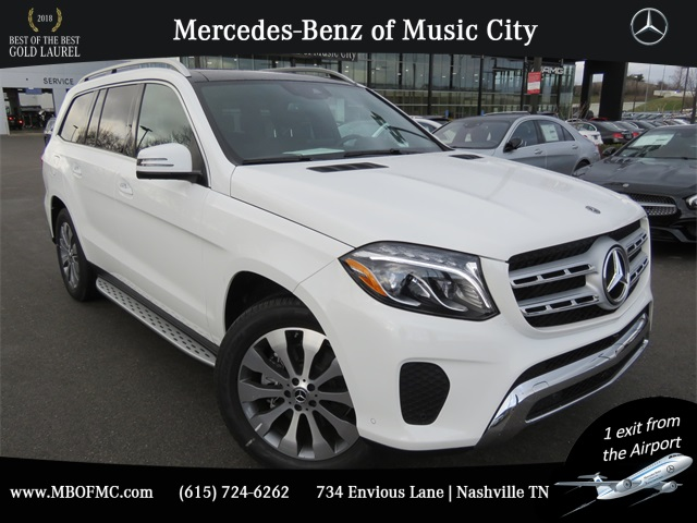Like New Loaner 2019 Mercedes-Benz GLS 450 4MATIC® SUV