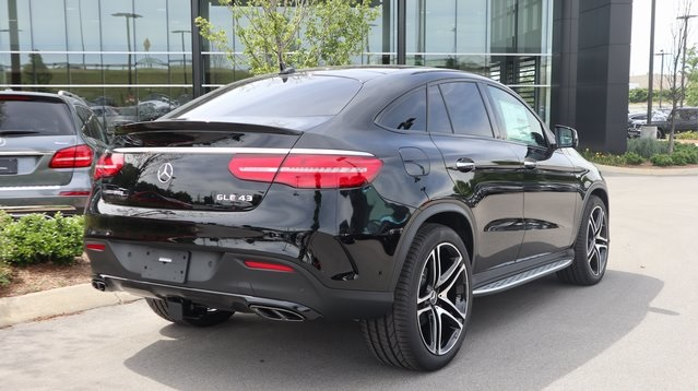 New 2019 Mercedes-Benz AMG® GLE 43 Coupe 4MATIC® Coupe