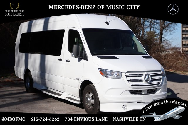 Pre-Owned 2019 Mercedes-Benz Sprinter Cab Chassis 144 WB