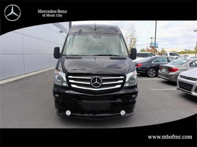 Pre-Owned 2017 Mercedes-Benz Sprinter 2500 Extended Cargo Van