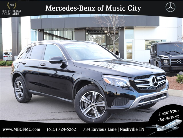 Like New Loaner 2019 Mercedes-Benz GLC 300 RWD SUV