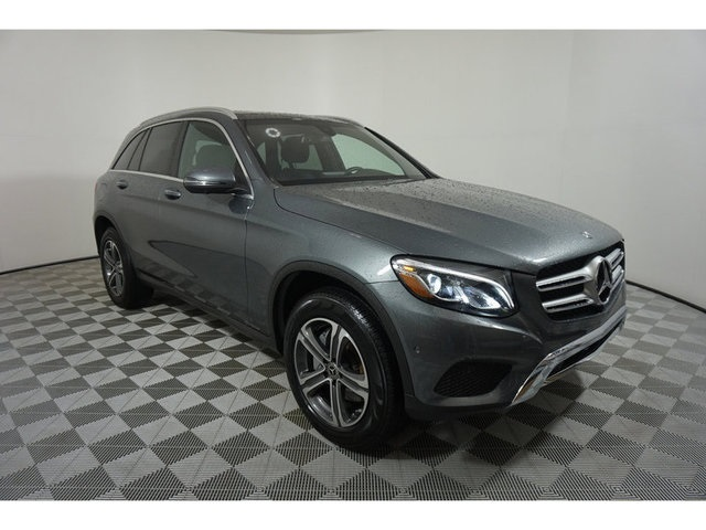 Certified Pre-Owned 2018 Mercedes-Benz GLC GLC 300