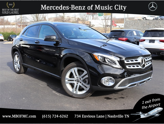 Like New Loaner 2019 Mercedes-Benz GLA 250 FWD SUV