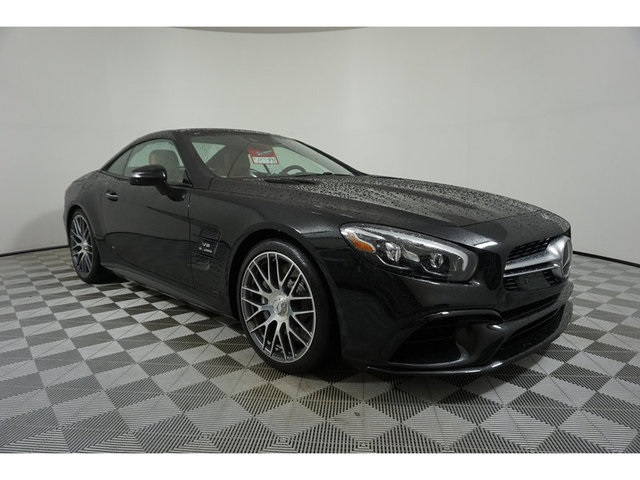 Certified Pre-Owned 2018 Mercedes-Benz SL AMG® SL 63 Roadster