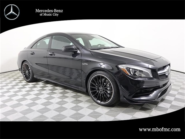 Ongebruikt New 2019 Mercedes-Benz CLA AMG® CLA 45 Coupe Coupe in Nashville FW-93