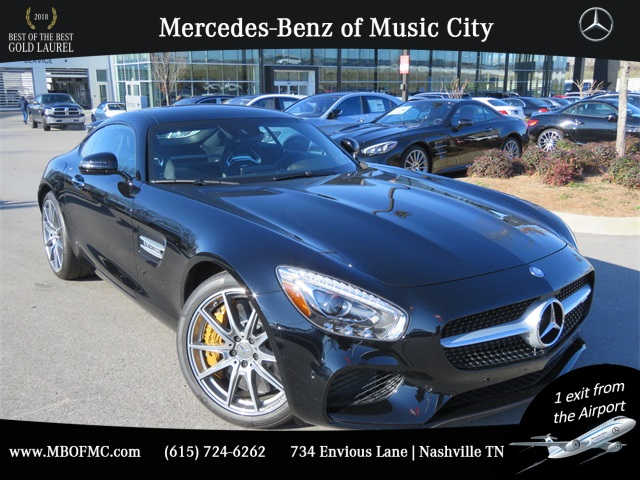 Certified Pre-Owned 2016 Mercedes-Benz GT S