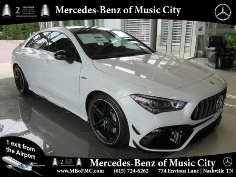 New 2020 Mercedes-Benz CLA CLA 45 AMG®