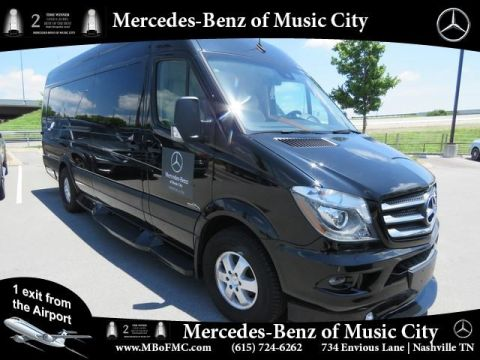 Pre-Owned 2018 Mercedes-Benz Sprinter 170 WB Luxury Conversion