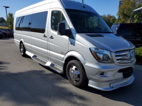 Pre-Owned 2018 Mercedes-Benz Sprinter Extended Cargo Van