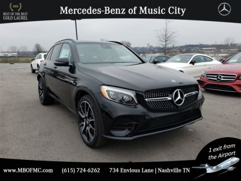 New 2019 Mercedes-Benz GLC AMG® GLC 43 4MATIC® Coupe Coupe