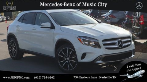 Certified Pre-Owned 2017 Mercedes-Benz GLA GLA 250