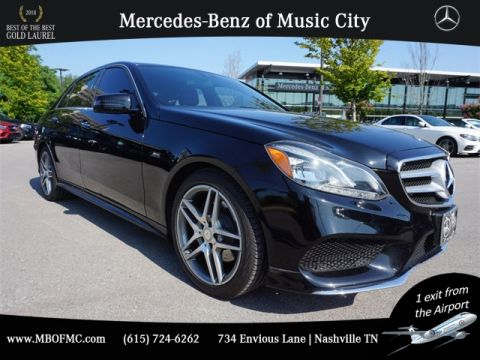 Used Luxury Cars | Mercedes-Benz in Nashville, TN